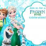 Free Printable Frozen Invitation Templates | Bagvania Free Printable   Free Printable Frozen Birthday Invitations