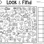 Free, Printable Hidden Picture Puzzles For Kids   Free Printable Seek And Find