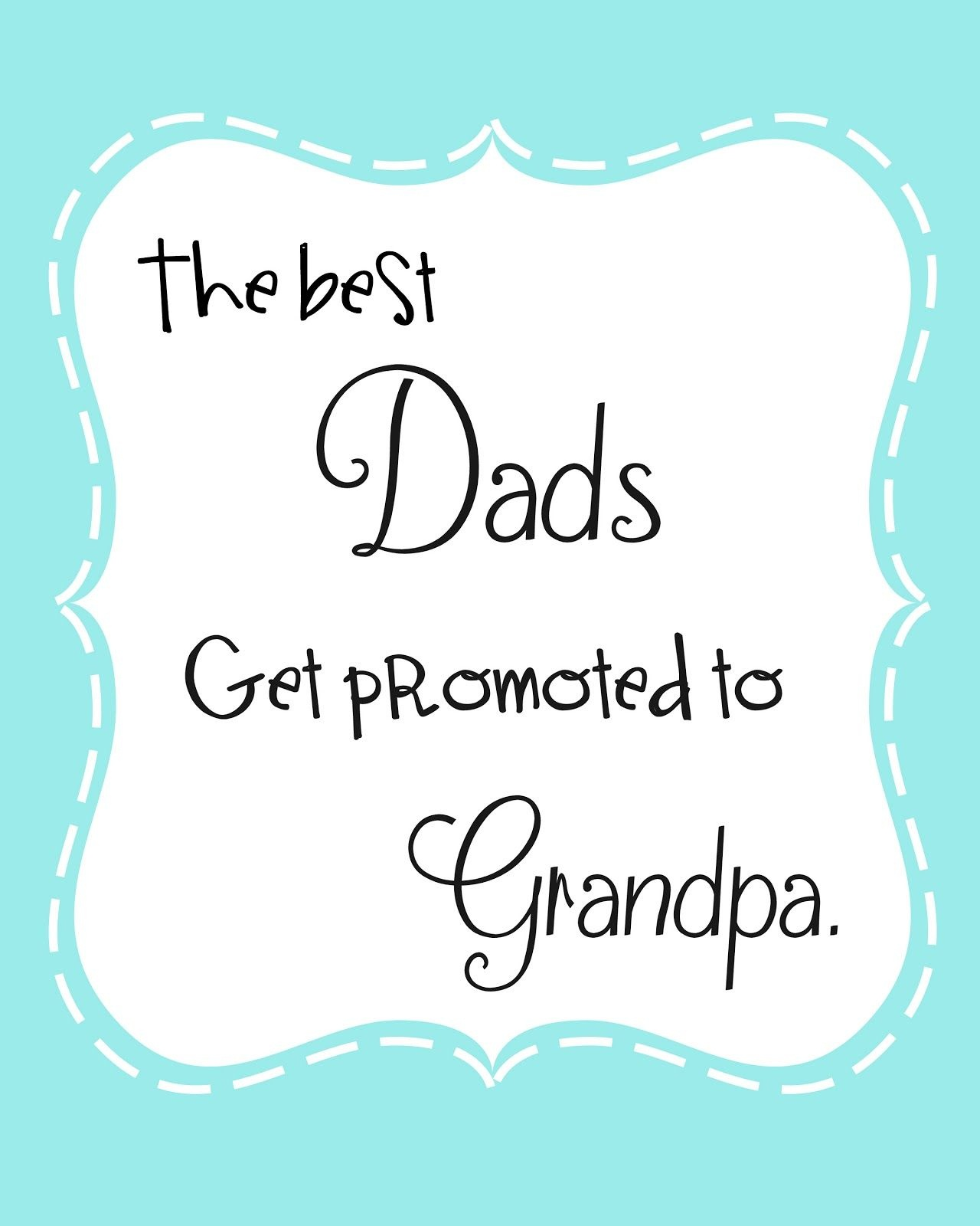 Free Printable | Holiday | Father's Day | Happy Father Day Quotes - Free Printable Happy Fathers Day Grandpa Cards