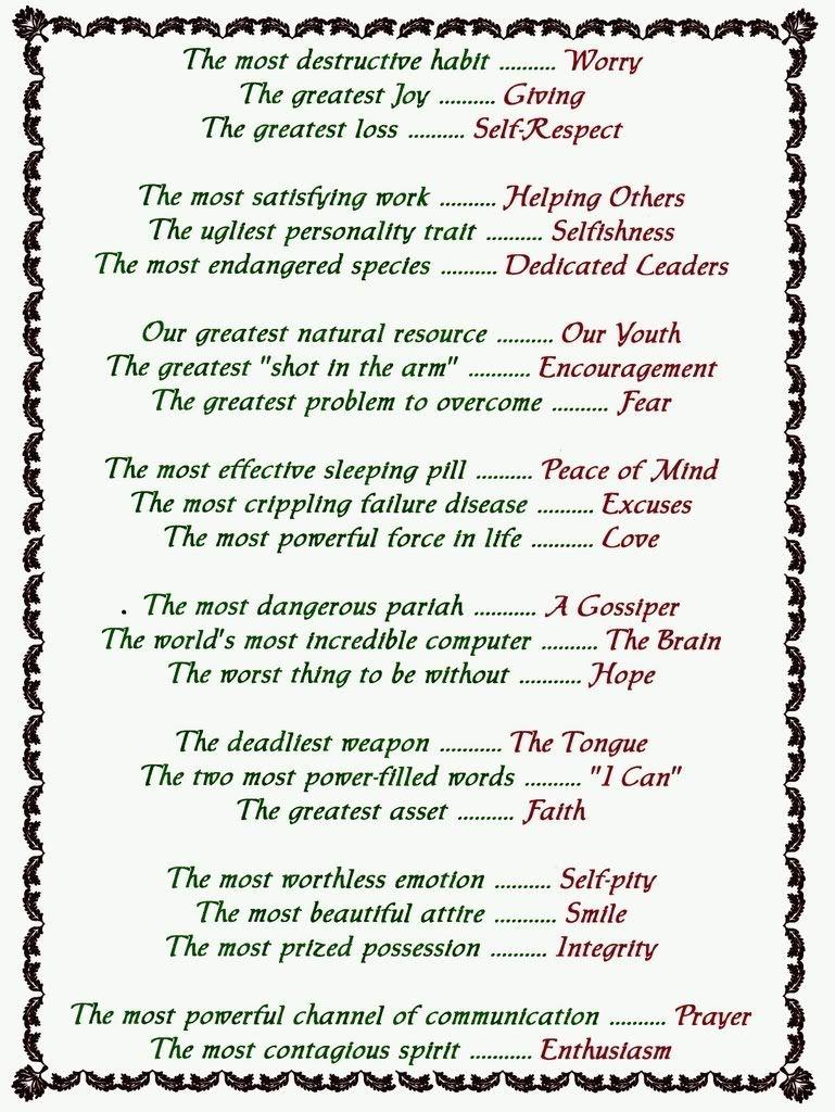 Free Printable Inspirational Poems | Inspirational Poems With - Free Printable Romantic Poems