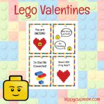 Free Printable Lego Valentine's Day Cards   Sippy Cup Mom   Free Printable Valentines Day Cards For Mom And Dad