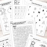 Free Printable Letter R Worksheets   Alphabet Worksheets Series   Free Printable Preschool Worksheets For The Letter R