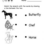 Free Printable Letter Worksheets Kindergarteners | Reading Worksheet   Hooked On Phonics Free Printable Worksheets