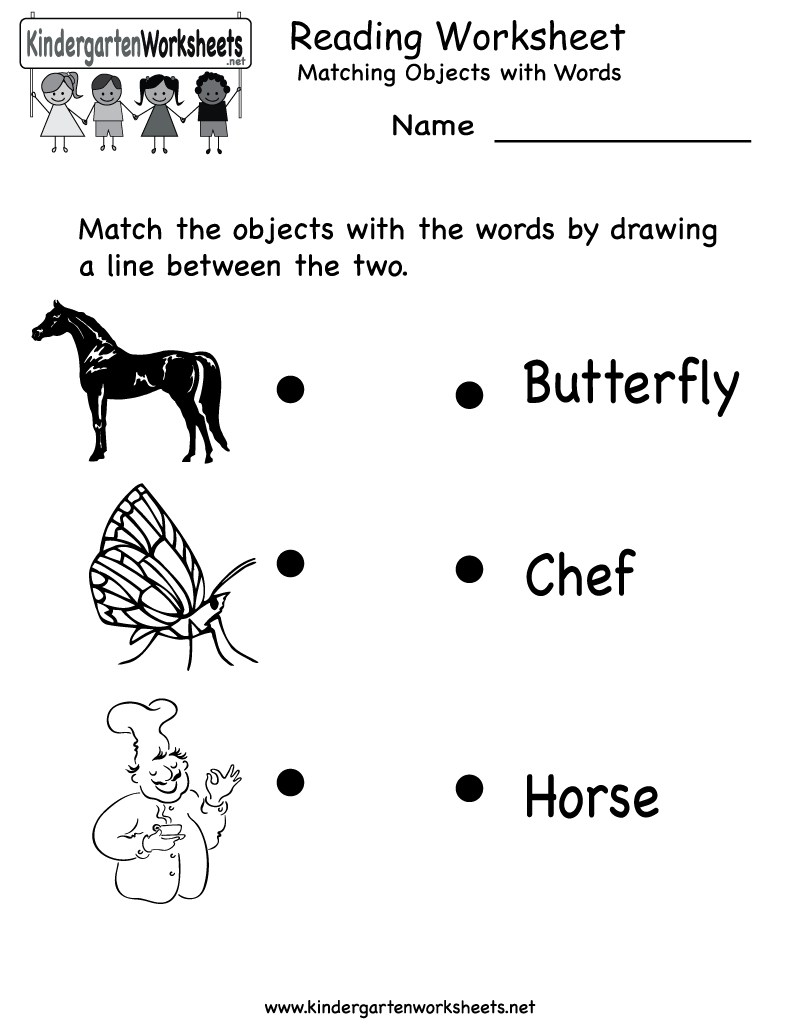 Free Printable Letter Worksheets Kindergarteners | Reading Worksheet - Hooked On Phonics Free Printable Worksheets