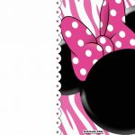 Free Printable Minnie Mouse Birthday Invitations – Bagvania Free   Free Printable Minnie Mouse Party Invitations