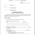 Free Printable Permanent Guardianship Forms   Form : Resume Examples   Free Printable Legal Guardianship Forms
