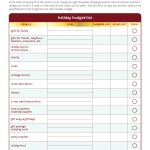 Free Printable Personal Budget Worksheet | Free Printable Holiday   Free Printable Budget Worksheets