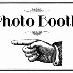 Free Printable Photo Booth Sign   Here Is The Printable For The   Free Printable Smile Your On Camera Sign