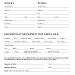 Free Printable Printable Bill Of Sale For Travel Trailer Form (Generic)   Free Printable Bill Of Sale For Trailer