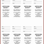 Free Printable Raffle Ticket Template Easytouse Free Raffle Ticket   Free Printable Raffle Tickets