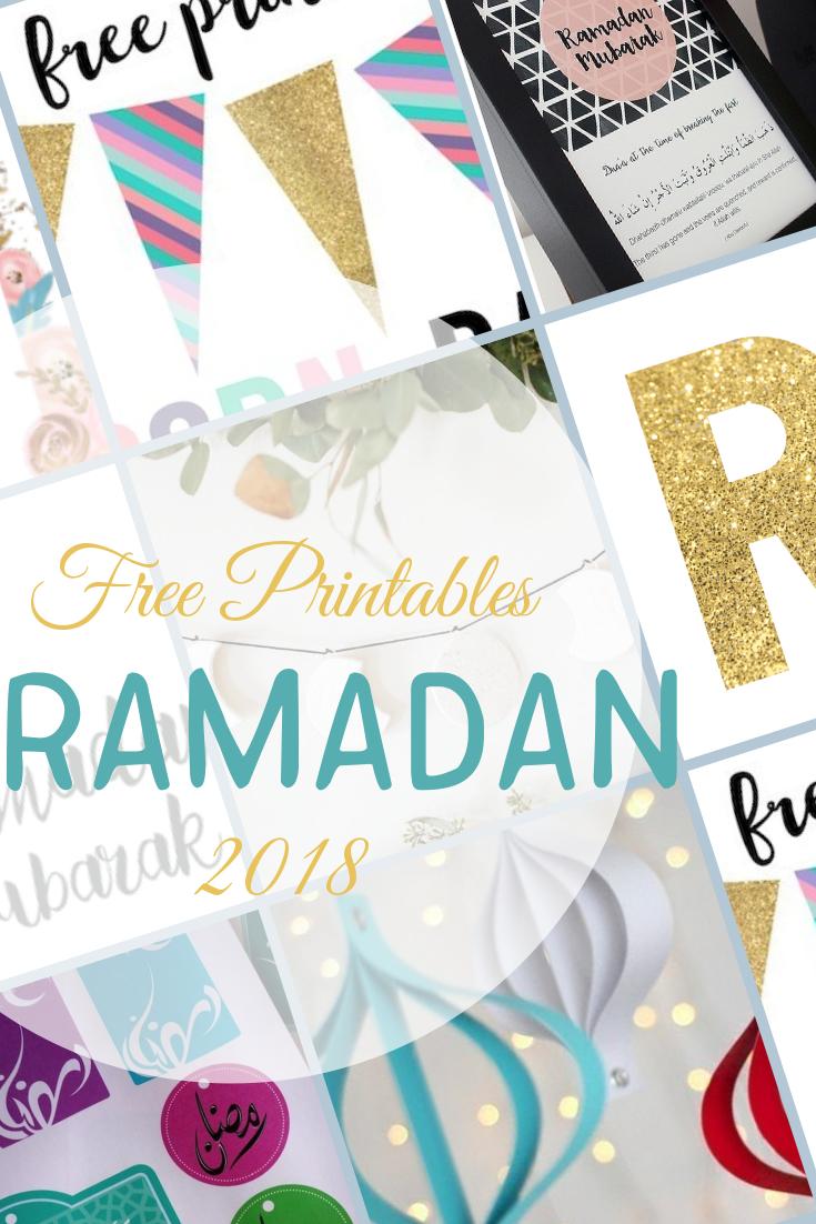 Free Printable Ramadan Decorations | Hadj | Pinterest - Ramadan - Free Printable Decor
