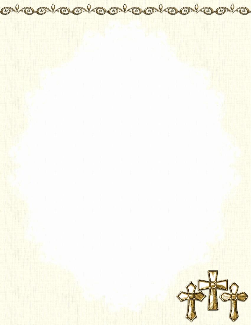 Free Printable Religious Letterhead 6 Best Images Of Religious - Free Printable Religious Letterhead