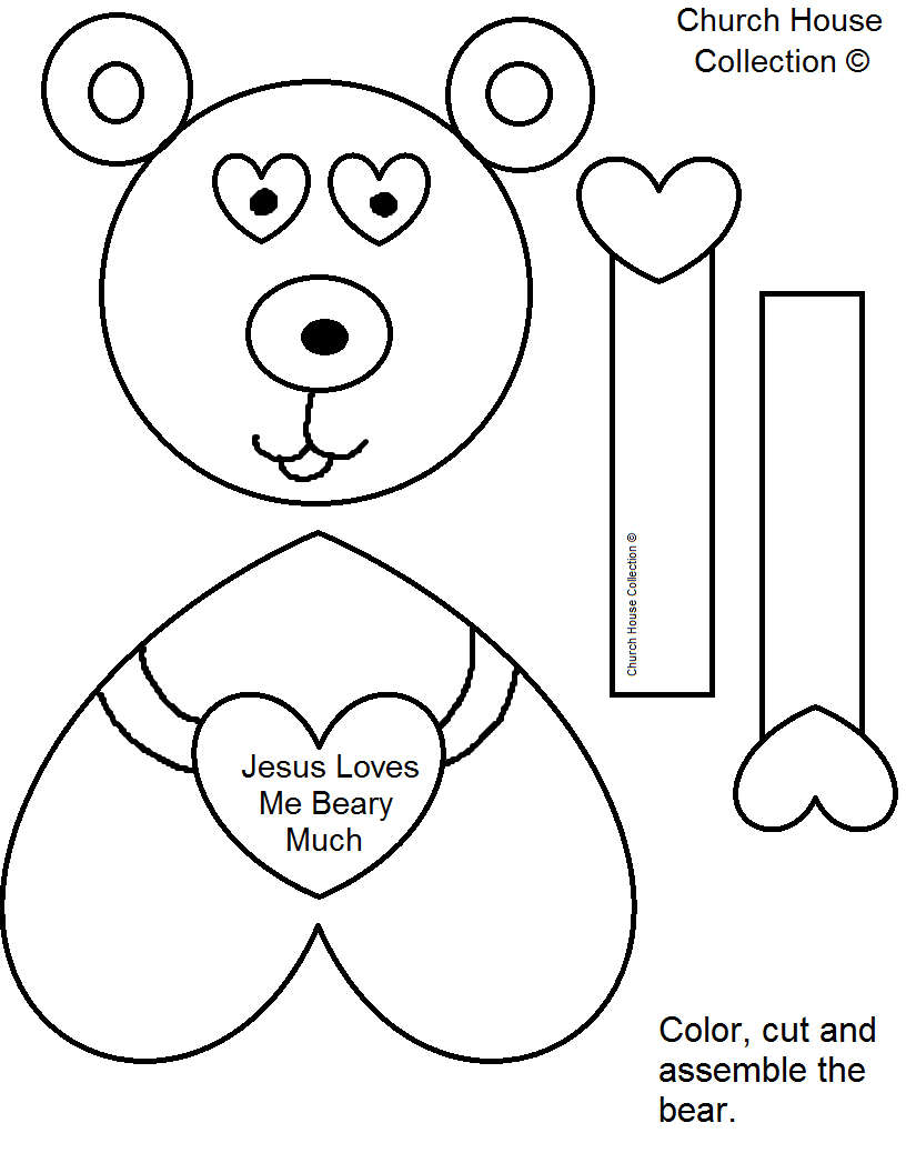 Free Printable Sunday School Crafts (77+ Images In Collection) Page 1 - Free Printable Sunday School Crafts