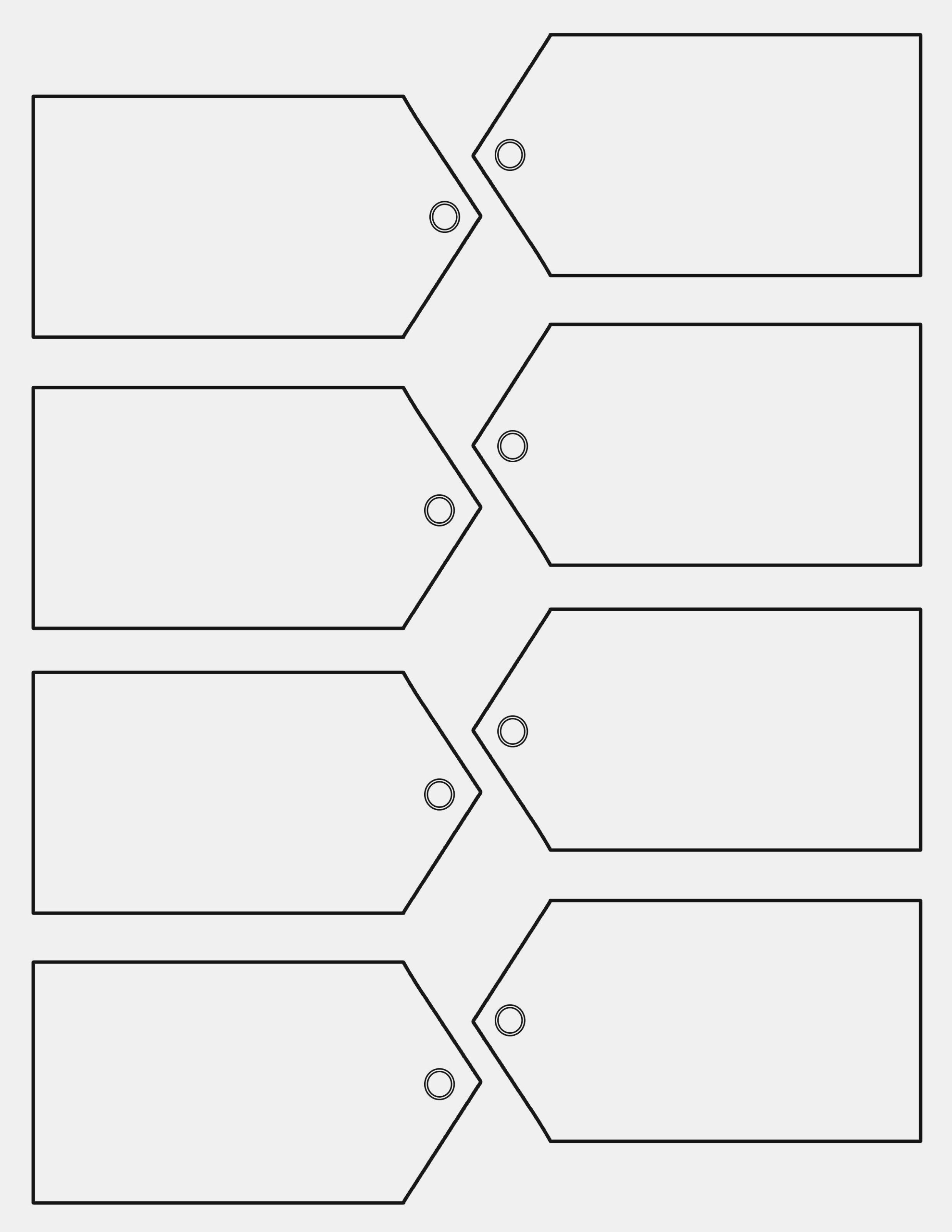 Free Printable Tag Templates 10   Printable And Formats – Printable - Free Printable Price Labels