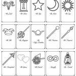 Free Printable Tarot Cards!keniakittykat On Deviantart   Free Printable Tarot Cards