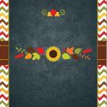 Free Printable Thanksgiving Invitation | Free Printable Birthday   Free Printable Thanksgiving Invitation Templates