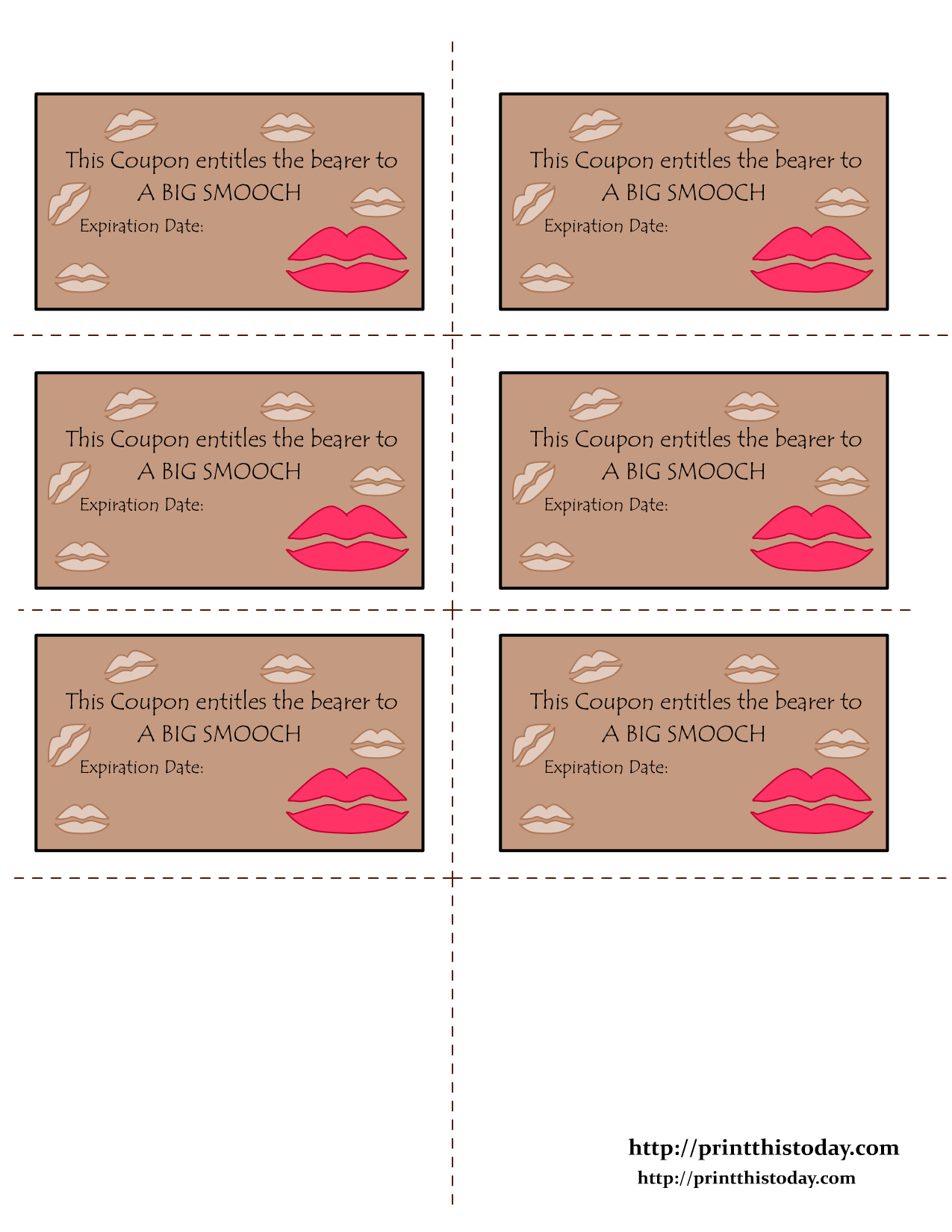 Free Printable Valentine Coupons | Date Night | Love Coupons, Love - Free Printable Coupons For Husband