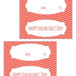 Free Printable Valentines Day Bag Toppers | February | Valentines   Free Printable Valentine's Day Stencils