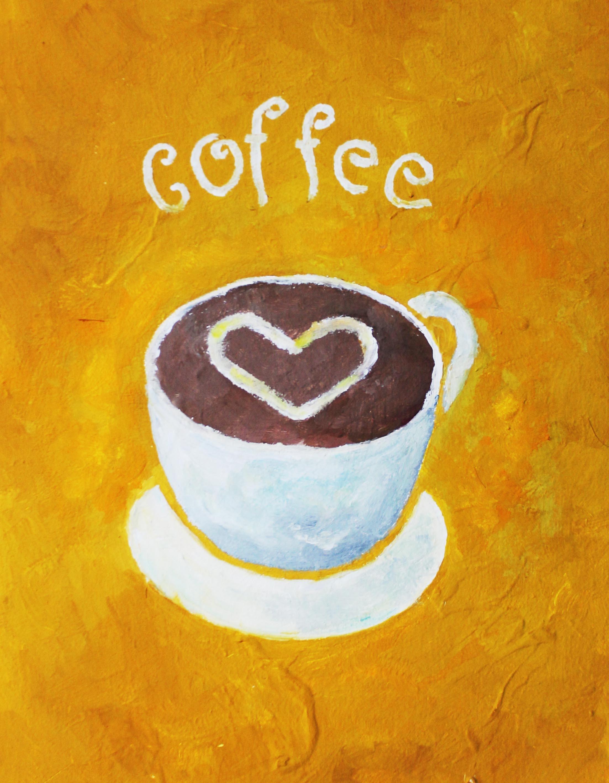 Free Printable | What Else Michelle - Free Coffee Printable Art