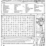 Free Printable Word Searches For Kids   Free Printable Word Searches For Middle School Students
