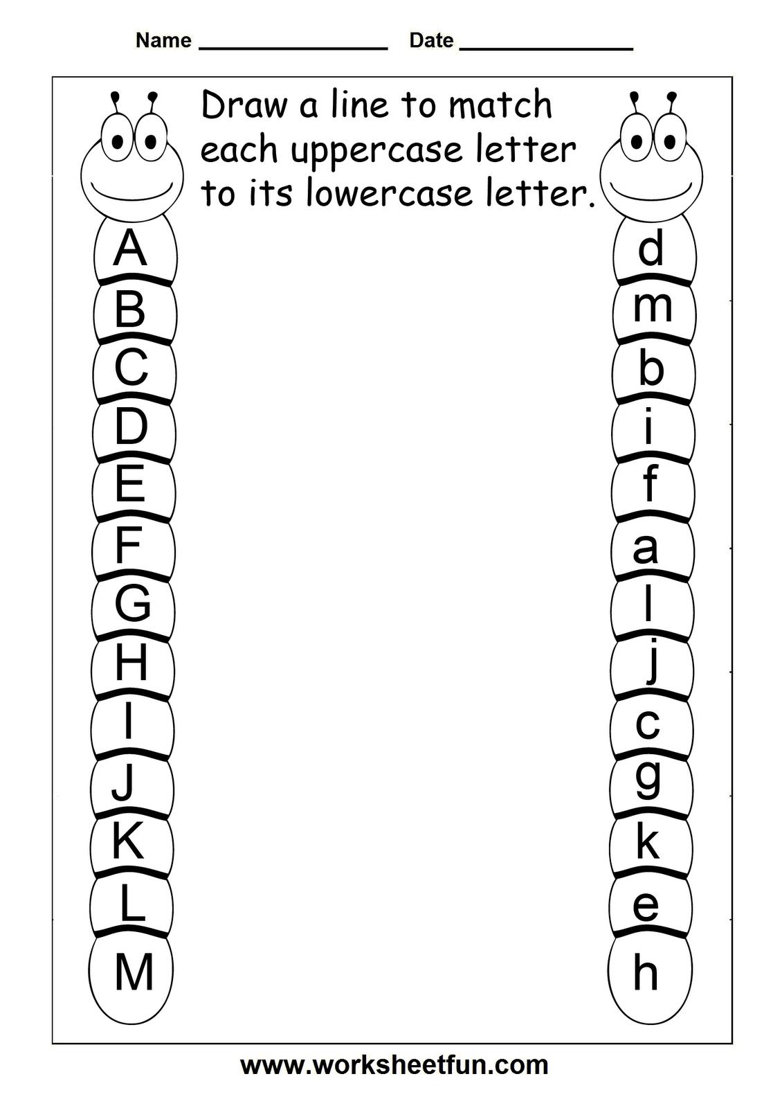 Free Printable Worksheets**** Pre - K - 4Th | Checco | Preschool - Free Printable Pre K Worksheets