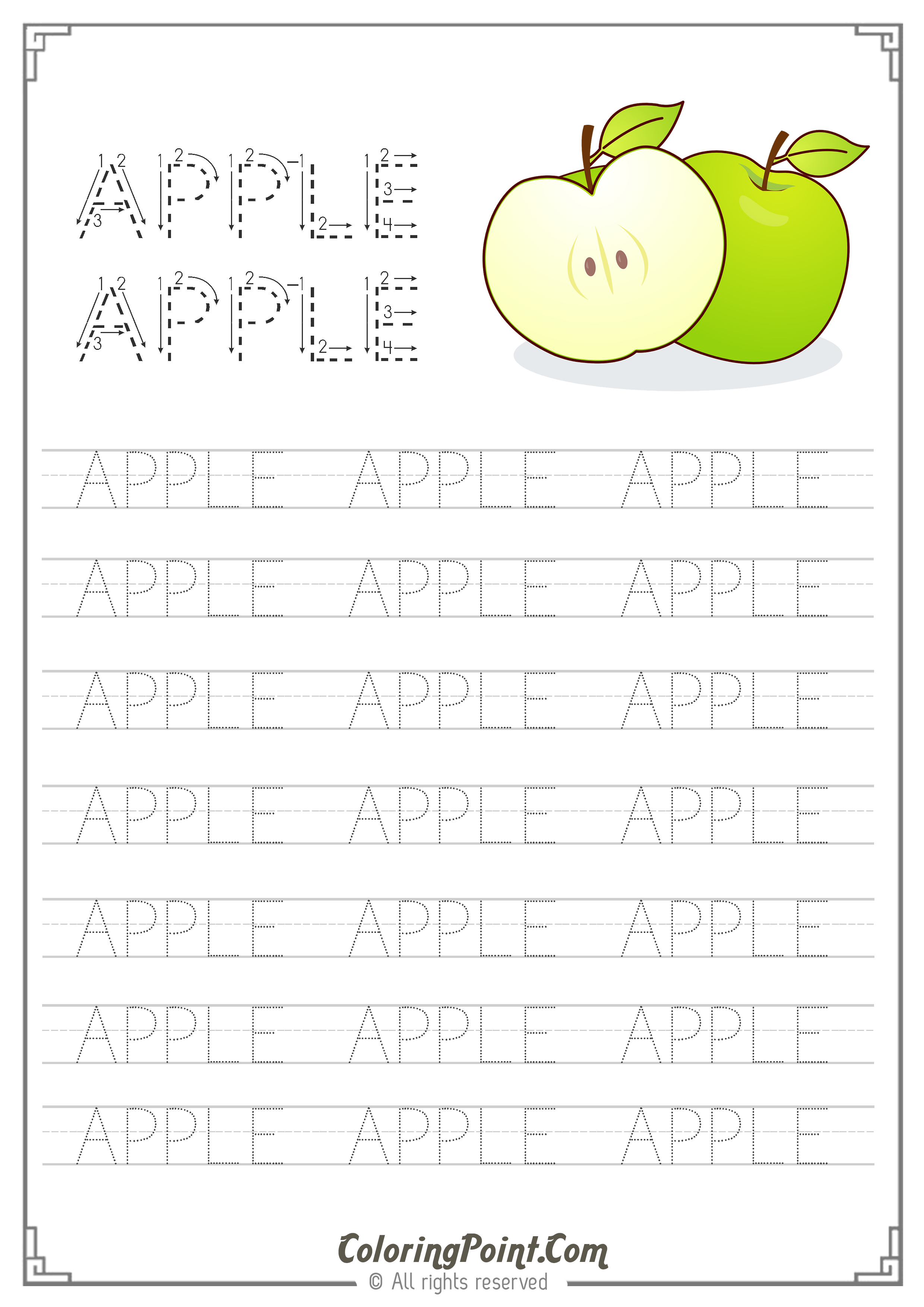 Free Printable Worksheets Ready To Print A4 Paper Size. Perfect For - Free Printable Name Tracing