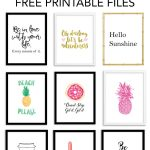 Free Printables   Download Over 700 Free Printable Files!   Chicfetti   Free Printable Images