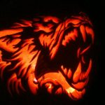 Free Pumpkin Patterns   Hard Pumpkin Carving Patterns Free Printable