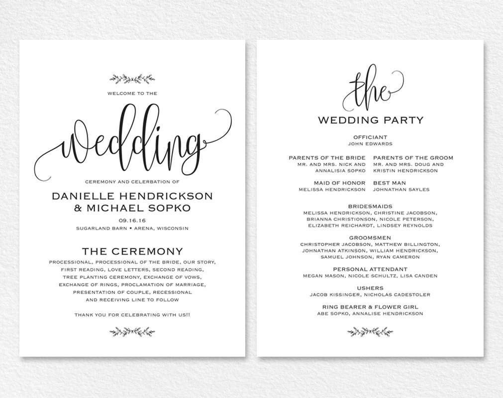 Free Rustic Wedding Invitation Templates For Word   Rustic Wedding - Free Printable Wedding Invitation Templates For Word