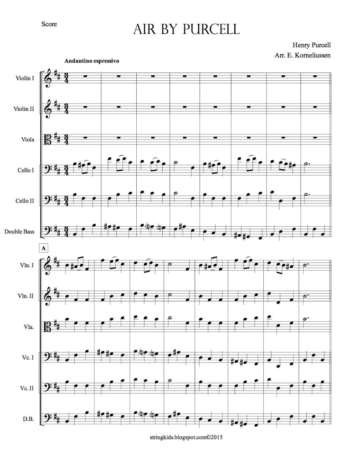 Free Sheet Music, Arrangements, Resources For String Players And - Airplanes Piano Sheet Music Free Printable