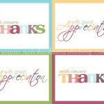 Free Thank You Cards #printable | Digi Freebies | Thank You Card   Thank You Card Free Printable Template
