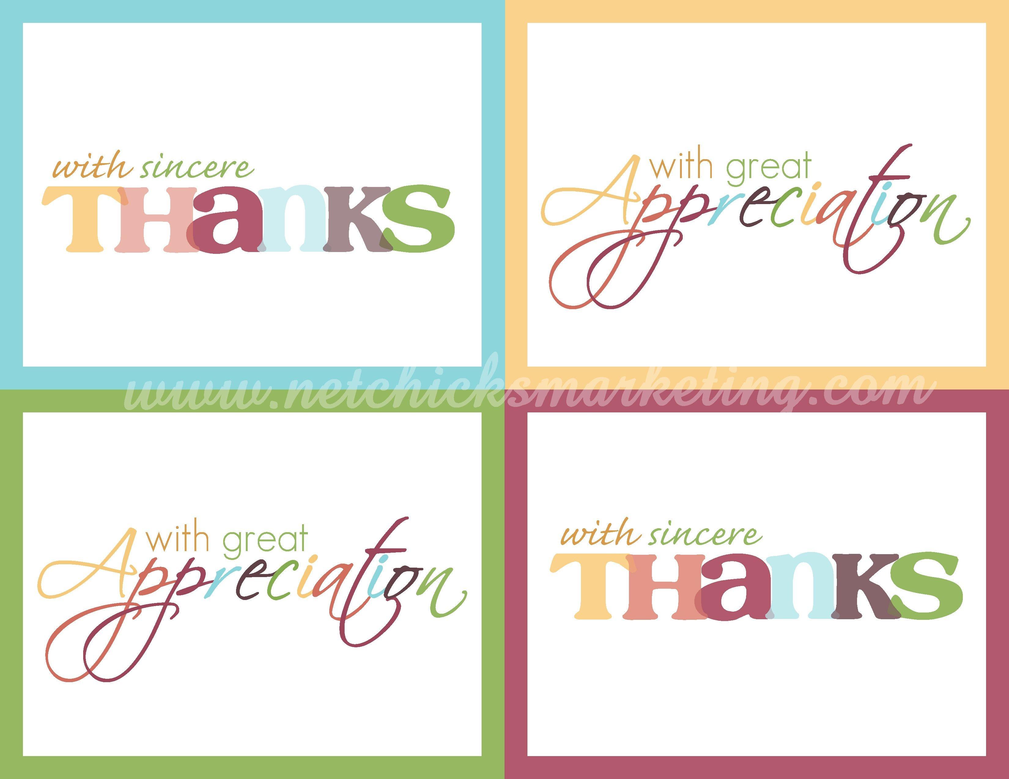 Free Thank You Cards #printable | Digi Freebies | Thank You Card - Thank You Card Free Printable Template