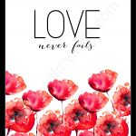 Free Valentine's Printable   Valentine's Day   Free Printable Valentine's Day Decorations