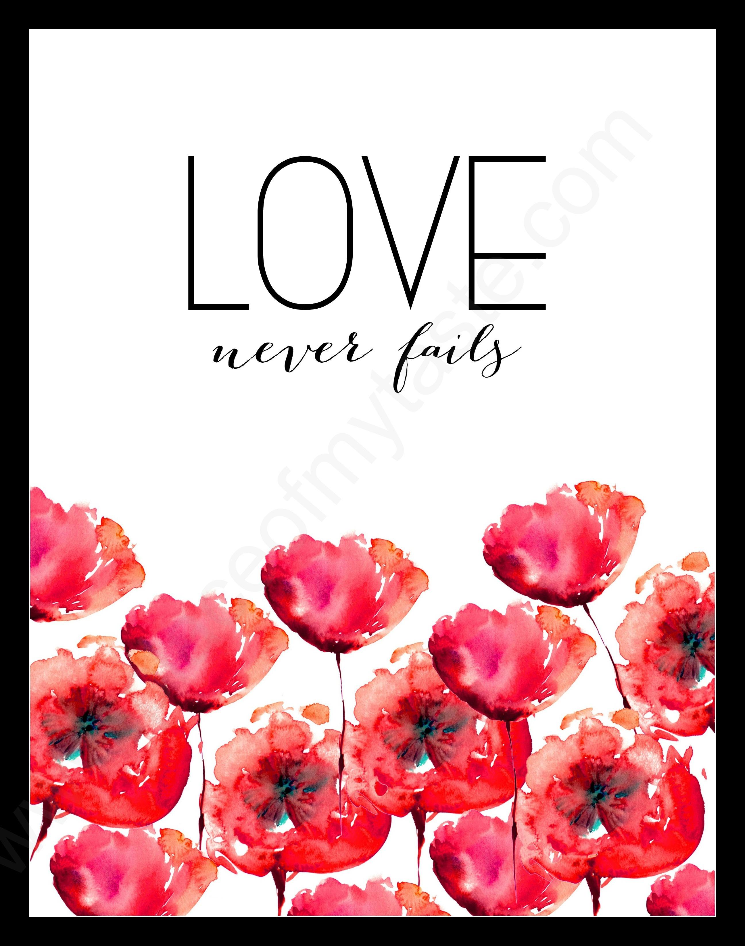 Free Valentine's Printable - Valentine's Day - Free Printable Valentine's Day Decorations
