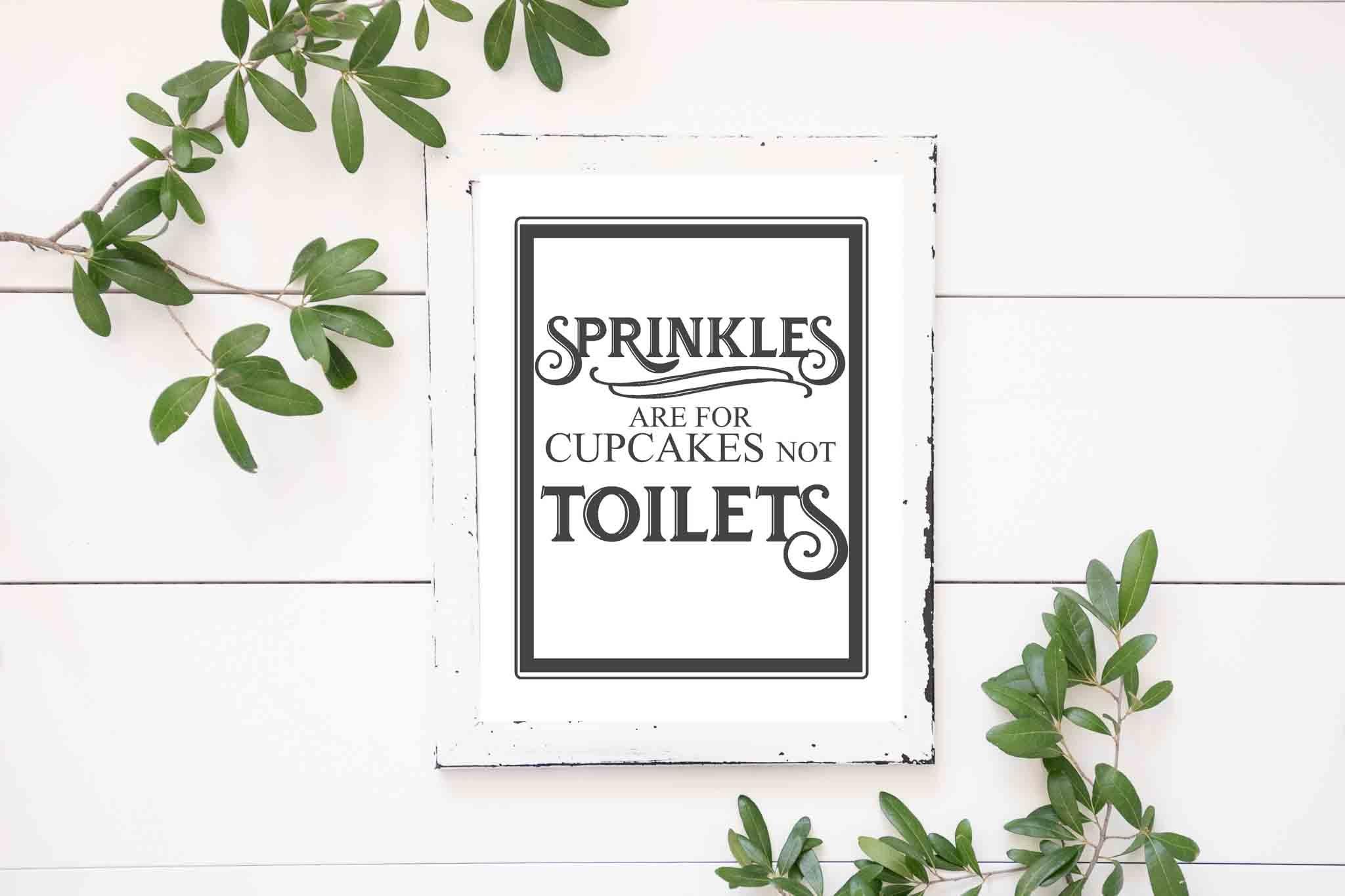 Free Vintage Bathroom Printables - The Mountain View Cottage - Free Printable Bathroom Pictures