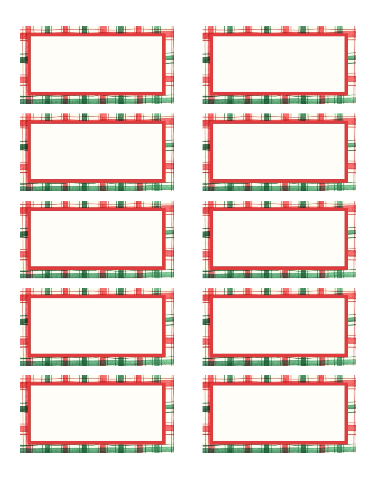 Free+Avery+Christmas+Tag+Label+Template | The Teacher In Me - Free Printable Editable Christmas Gift Tags