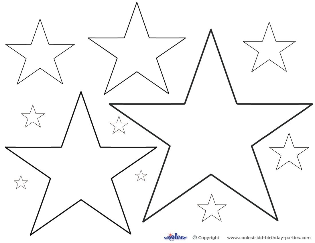Free+Printable+Star+Coloring+Pages | Children's Church Ideas | Star - Free Printable Christmas Star Coloring Pages