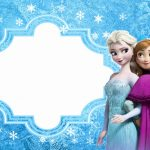 Frozen: Free Printable Cards Or Party Invitations.   Oh My Fiesta   Free Printable Frozen Birthday Invitations