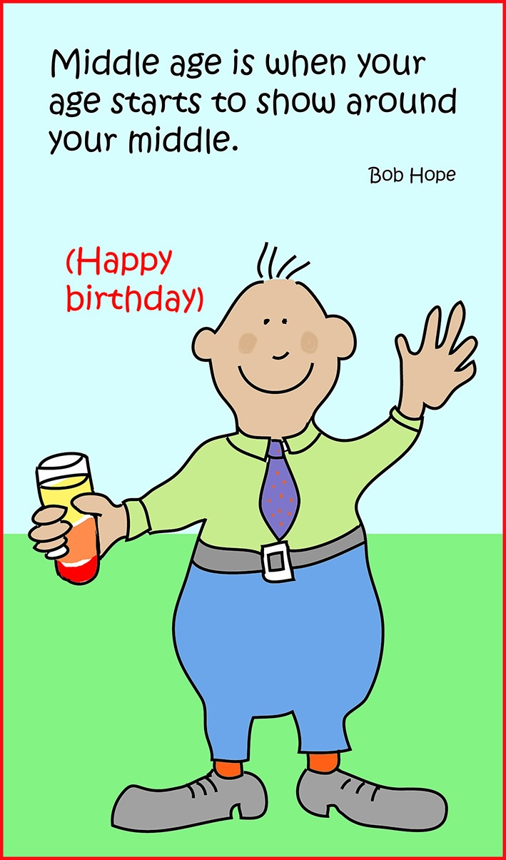 Funny Printable Birthday Cards - Free Printable Humorous Birthday Cards