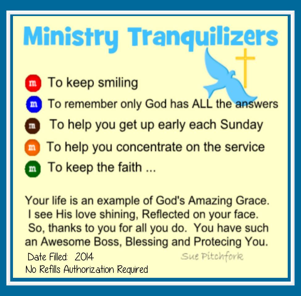 Gifts That Say Wow - Fun Crafts And Gift Ideas: Christian M & M - Pastor Appreciation Cards Free Printable