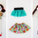 Girl & Boy Fabric Dolls (Pattern Pieces Included) – Make It And Love It   Free Printable Cloth Doll Sewing Patterns