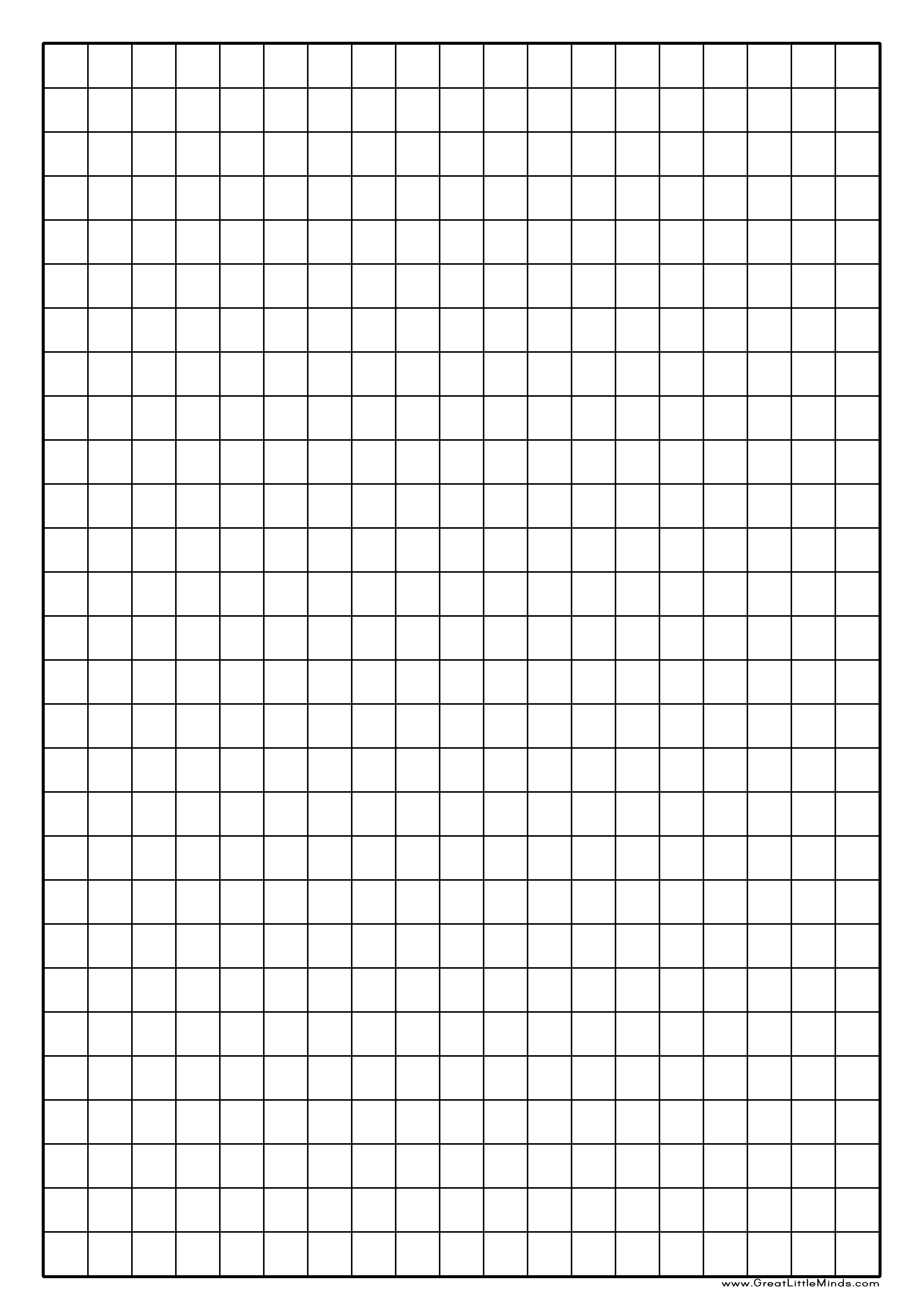 Graph Paper Printable   Click On The Image For A Pdf Version Which - Free Printable Graph Paper With Numbers