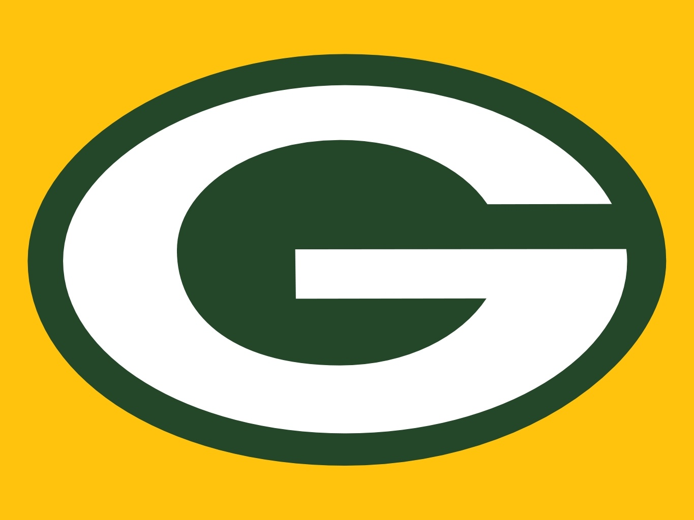 Green Bay Packers Stencil Clipart | Free Download Best Green Bay - Free Printable Green Bay Packers Logo