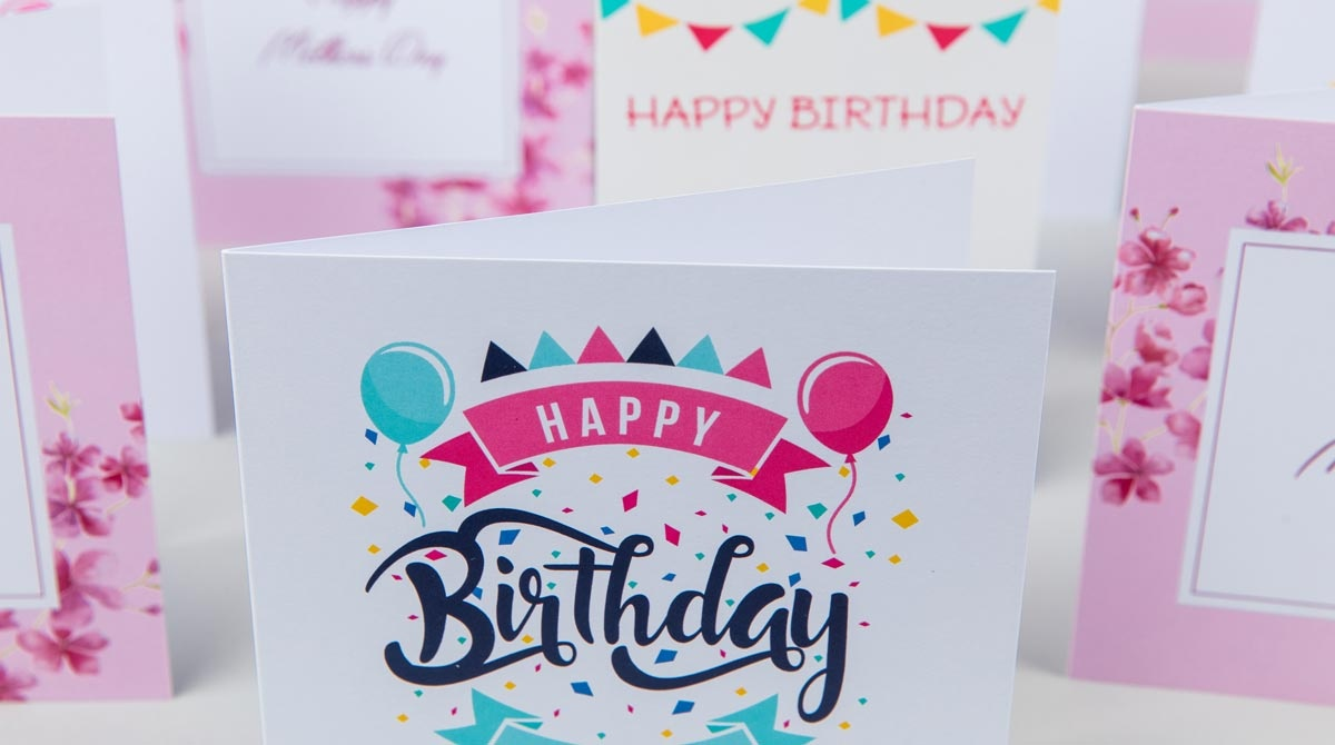 Greeting Card Printing - Greeting Cards Online - Card Printing - Make Your Own Printable Birthday Cards Online Free