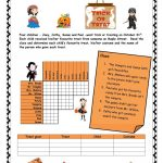 Halloween Logic Puzzle Worksheet   Free Esl Printable Worksheets   Free Printable Halloween Puzzles