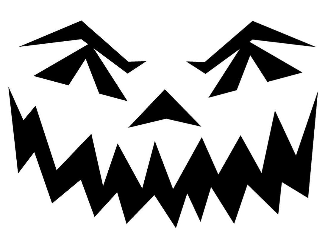 Halloween Pumpkin Stencils To Print | Pin Scary Pumpkin Stencils - Scary Pumpkin Stencils Free Printable