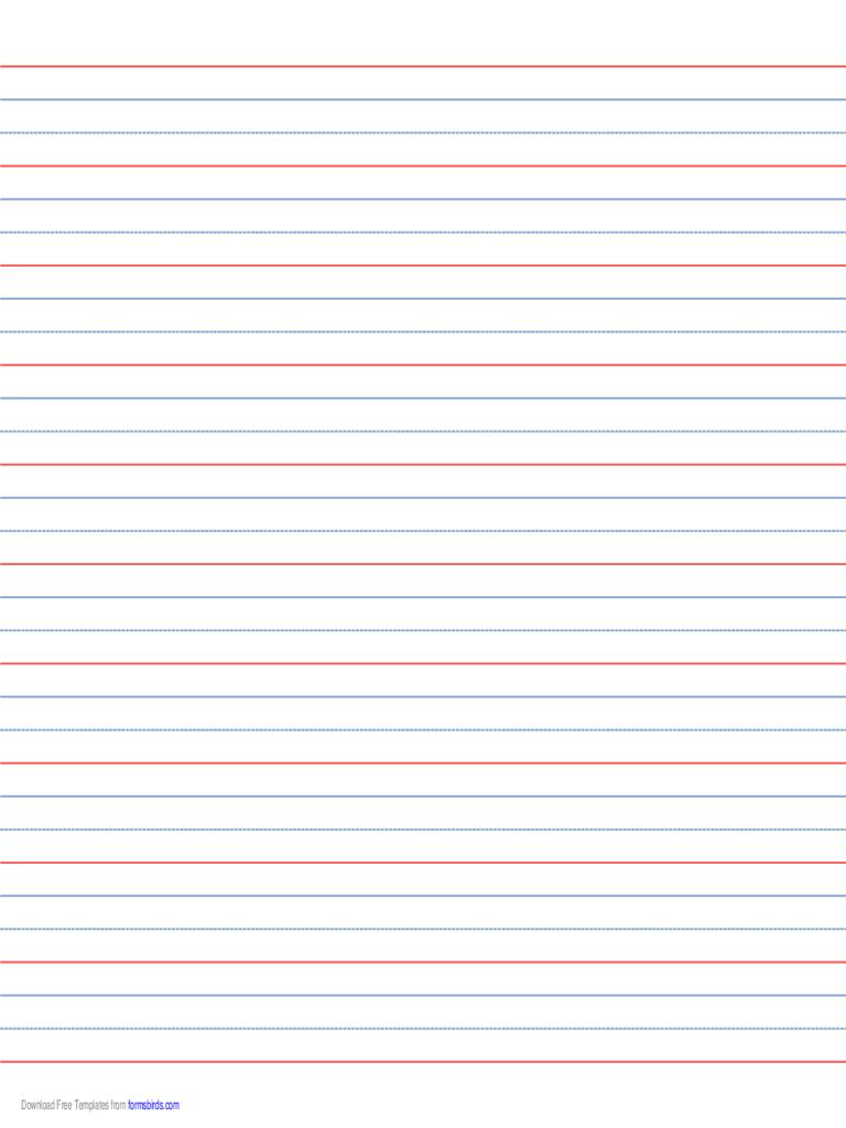 Handwriting Paper Printable Pdf | Term Paper Writing Service - Free Printable Handwriting Paper