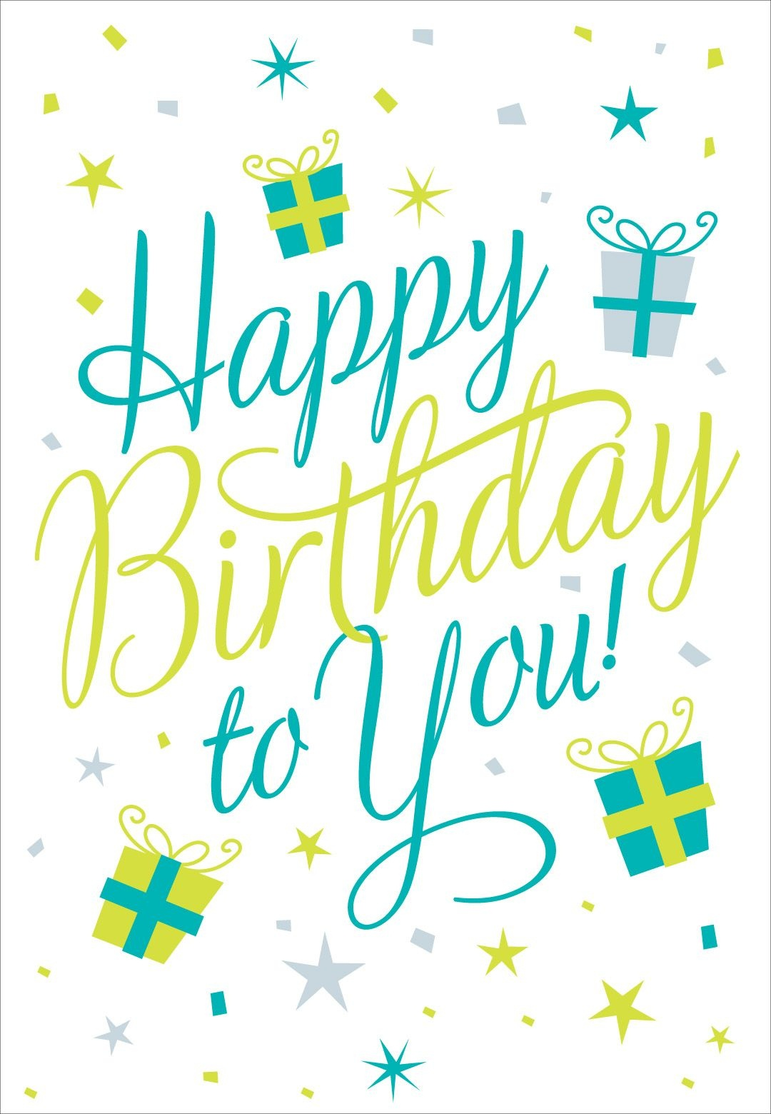 Happy Birthday Janie! This Is Going To Be Your Best Birthday Yet - Free Printable Christian Birthday Greeting Cards