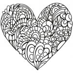 Heart Coloring Pages | Free Printable Pictures   Free Printable Heart Coloring Pages