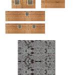 Ho Scale Buildings Printable Related Keywords & Suggestions   Ho   Free Printable Model Railway Buildings